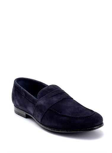 Derimod Erkek Loafer(1301) Casual Lacivert